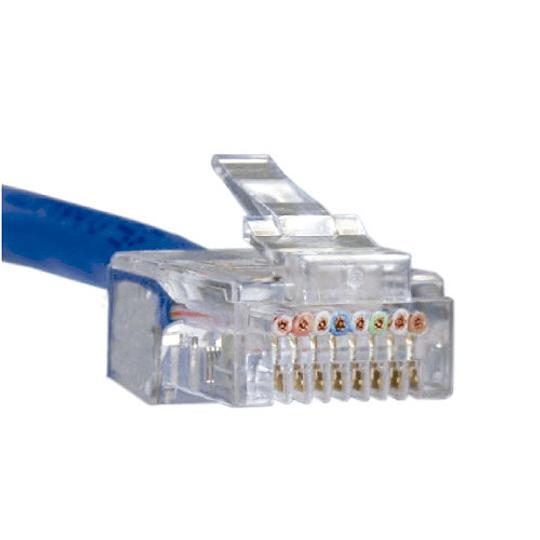 CONECTORES FASTPLUG RJ-45 PACK DE 100 UND