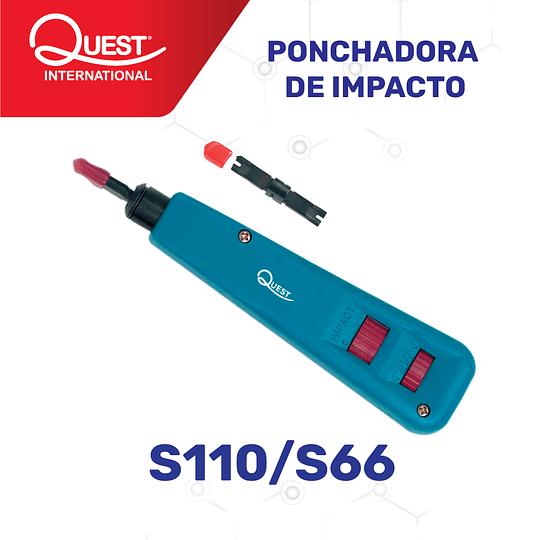 PONCHADORA DE IMPACTO