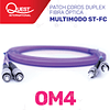 Patch Cords Duplex  Multimodo OM4 ST-FC
