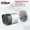 Cámara Tipo Bala 1080 Pixeles |Infrarrojo de 20 mts | Protección IP-67
