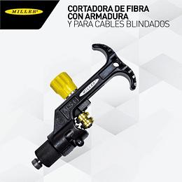 Cortadora de  Fibra con Armadura y Cables Blindados - ACS Plus