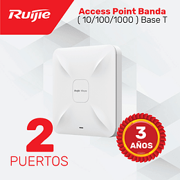 Access Point Banda Dual 10/100/1000 Base -T