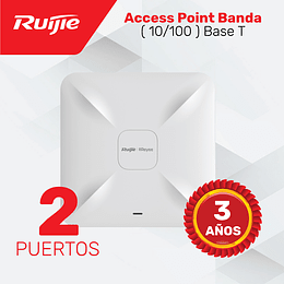 Access Point Banda Dual 10/100 Base -T