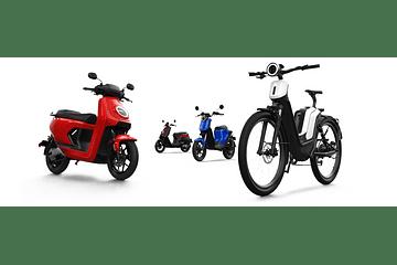 Nuevos modelos NIU 2020