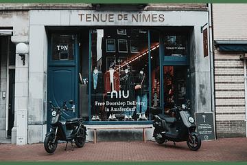 Entregas a domicilio gratuitas con tecnología NIU