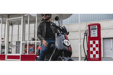 3 formas en las que tu moto eléctrica es ecológica
