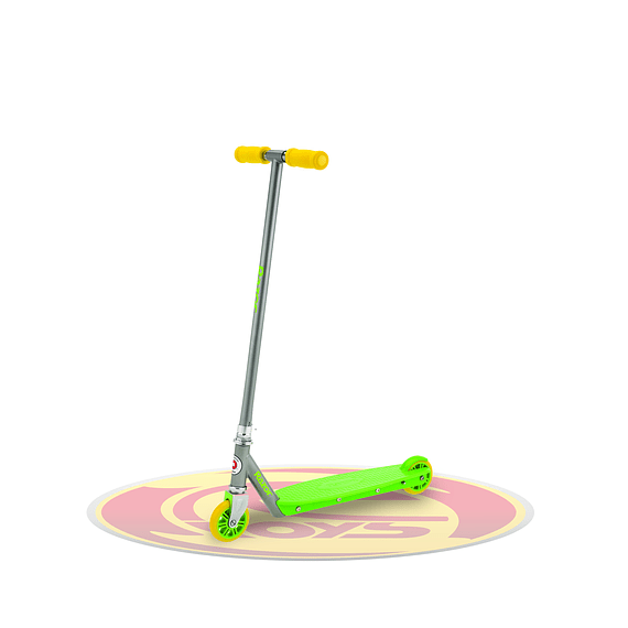 Berry Scooter
