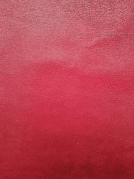 Goat Leather- Red