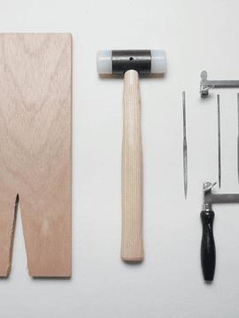 Kit de herramientas: Grandes metales para pequeños detalles
