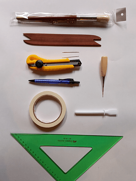 Leather Notebook Tool Kit