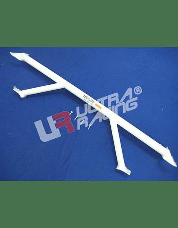 ULTRA RACING 4 POINT STRUT BAR REAR/UPPER (CIVIC/CRX/INTEGRA)