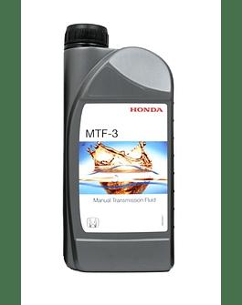 OEM HONDA 1 LITER TRANSMISSION OIL MTF3 (UNIVERSAL HONDA)