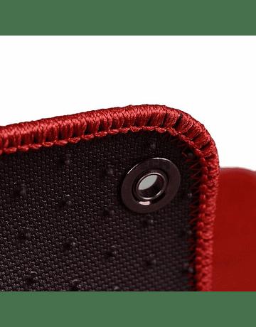 OEM HONDA FLOOR MAT SET BLACK/RED (S2000 99-09)