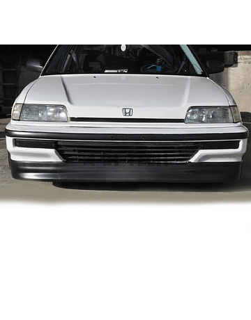 AERODYNAMICS PU LIP CS STYLE FRONT (CIVIC 90-91 3/4DRS)