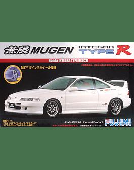 Fujimi 1:24 Scale Honda Mugen Integra DC2 Type R Model Kit #687P With Tamiya Glue