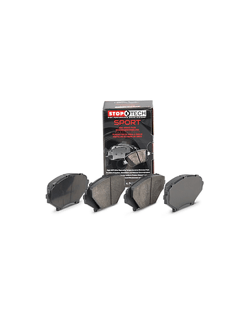 STOPTECH SPORT PERFORMANCE BRAKE PADS FRONT SIDE (CIVIC 92-95/CIVIC 96-00 /CIVIC 01-06 2DRS/DEL SOL 92-98)
