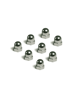 H-GEAR STAINLESS STEEL VALVE COVER NUTS (UNIVERSAL)