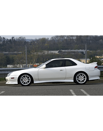 PU DESIGN SIDE SKIRTS OEM STYLE (PRELUDE 97-01)