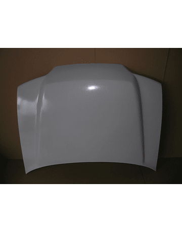 AERODYNAMICS RR POLYESTER HOOD OEM HEIGHTENED (CIVIC/CRX 88-91 VTEC)
