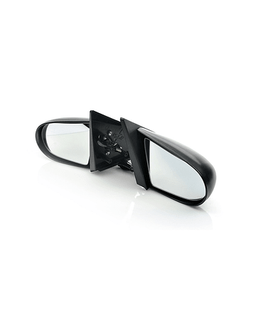 AERODYNAMICS ABS MIRRORS SPOON STYLE MANUAL (CIVIC 96-00 2/3DRS)