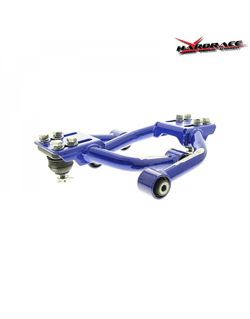 HARDRACE CAMBER KIT FRONT BLUE (CIVIC 96-00)