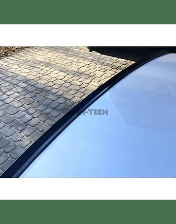 H-GEAR TRUNK SPOILER/GURNEY FLAP ABS PLASTIC 120CM (UNIVERSAL)