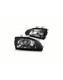 SONAR CLEAR BLACKHOUSING HEAD LIGHTS (CIVIC 92-95 2/3DRS)