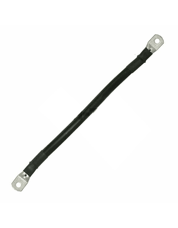 H-GEAR 5MM GROUND KABEL BLACK (UNIVERSAL)