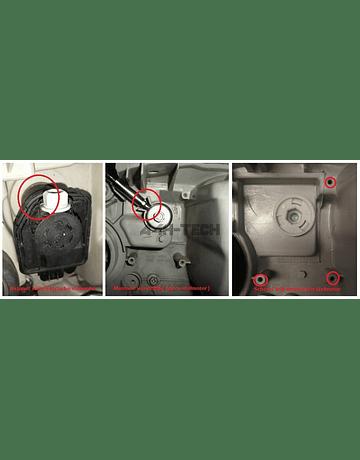 ABP HEAD LIGHT LEFT ELECTRICAL VALEO (CIVIC 99-00 2/3/4DRS)