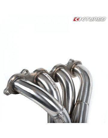 K-TUNED TRI-Y EXHAUST MANIFOLD 4-2-1 2.5'' STAINLESS STEEL (CIVIC/INTEGRA 01-06 TYPE R)