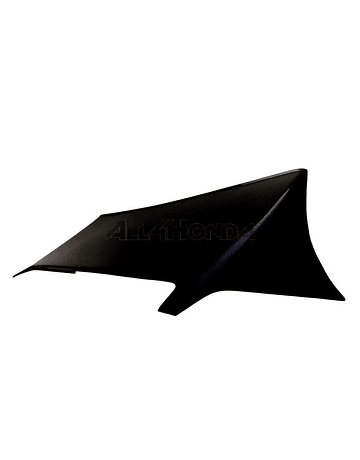 Aerodynamics chargespeed style spoiler polyester (Civic 88-91 3drs)