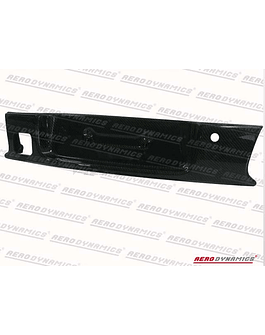 Aerodynamics license plate holder/trunk Carbon (Del Sol 92-98)