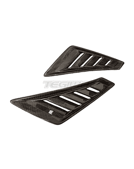 TEGIWA CARBON OUTER WING FENDER VENTS HONDA CIVIC TYPE R FK2