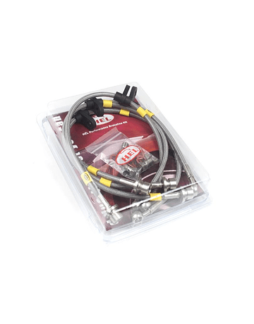 HEL BRAKE LINES HOSES ACCORD TYPE R CH1 2.2 VTEC