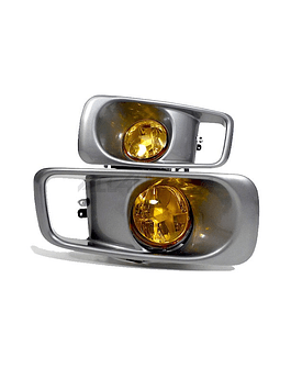 DEPO fog lights JDM yellow (Civic 99-00 2/3/4 drs)