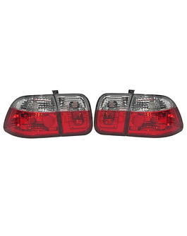 Sonar tail lights red/white clear (Civic 96-00 4drs)