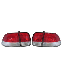 Sonar tail lights Facelift red/white (Civic 96-00 4drs)