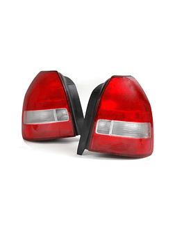 Sonar tail lights Facelift red/white (Civic 96-00 3drs)