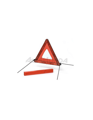 OEM Honda warning triangle (universal)