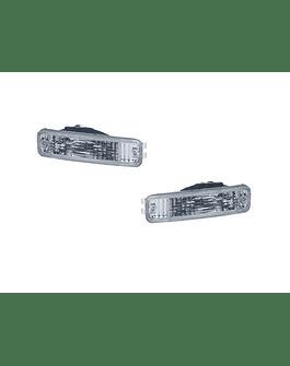 Sonar Bumper indicators Chrome (Civic/CRX 88-89)