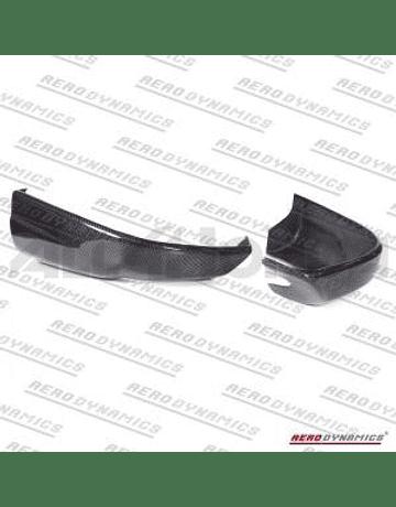 Aerodynamics Carbon rear bumper covers (Integra 95-00)