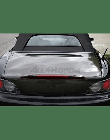 Aerodynamics Carbon Fiber trunk klep OEM style (S2000 99-09)