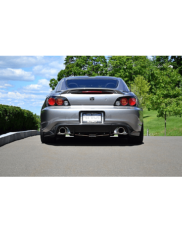 Aerodynamics Carbon OEM style spoiler (S2000 99-09)