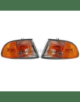 Sonar indicators/Corners US-style (Civic 92-95 2/3drs)
