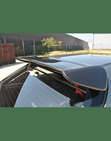 Aerodynamics Carbon Spoiler Type R style (Civic 96-00 3drs)