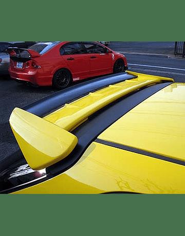 Aerodynamics FRP Spoiler seeker v2 style (Civic 96-00 3drs)