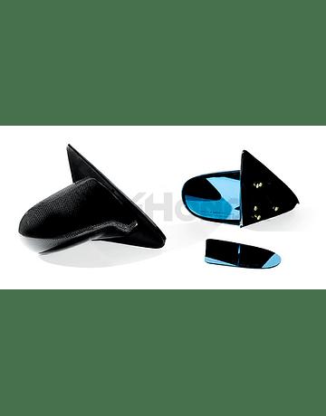 Aerodynamics Carbon mirrors Spoon style manual (Civic 92-95 2/3drs)