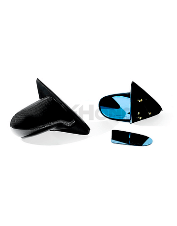 Aerodynamics Carbon mirrors Spoon style manual (Civic 92-95 2/3drs)