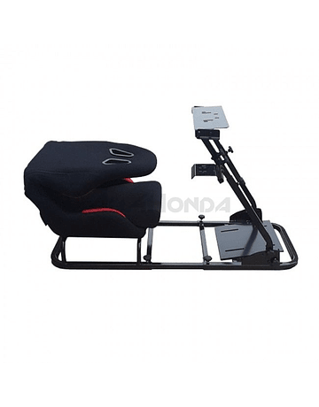 Game simulator set incl. foldable seat (universal)