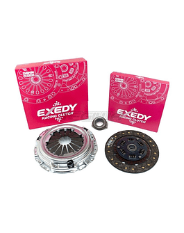 EXEDY RACING SINGLE SERIES STAGE 1 ORGANIC CLUTCH KIT HONDA CIVIC EP3 FN2 INTEGRA DC5 K-SERIES